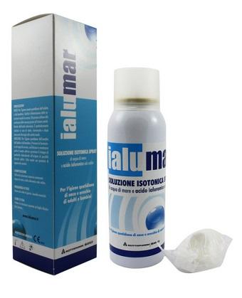 SOLUZIONE ISOTONICA IALUMAR 100 ML TAGLIO PREZZO - Farmapage.it