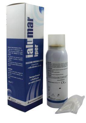 SOLUZIONE IPERTONICA IALUMAR 100 ML TAGLIO PREZZO - Farmajoy