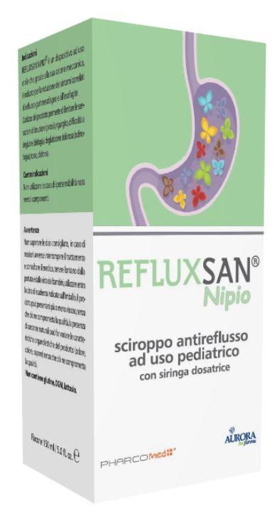 REFLUXSAN NIPIO SCIROPPO ANTIREFLUSSO 150 ML - Farmaseller