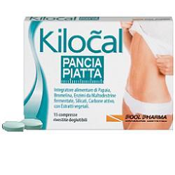 KILOCAL PANCIA PIATTA 15 COMPRESSE - Farmastop