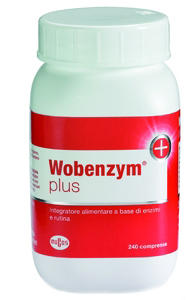 WOBENZYM+ PLUS 240 COMPRESSE - Farmacistaclick