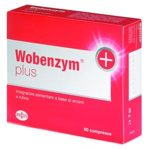 WOBENZYM+ PLUS 60 COMPRESSE - Farmacia Barni