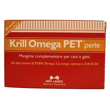KRILL OMEGA PET BLISTER 60 PERLE - Farmacia Centrale Dr. Monteleone Adriano