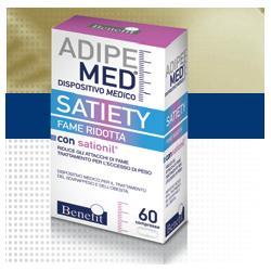 ADIPE MED SATIETY FAME RIDOTTA CON SATIONIL 60 COMPRESSE - Farmaciacarpediem.it
