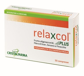 RELAXCOL PLUS 30 COMPRESSE - Farmawing