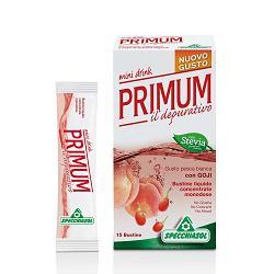 PRIMUM DEPURATIVO MINI DRINK PESCA 15 BUSTINE - Farmabellezza.it