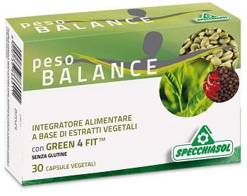 PESO BALANCE 30 CAPSULE VEGETALI - Farmafirst.it