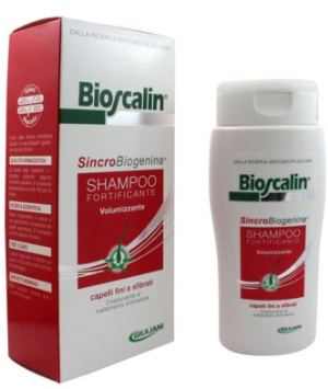 BIOSCALIN SINCROBIOGENINA SHAMPOO FORTIFICANTE VOLUMIZZANTE - Farmacia della salute 360