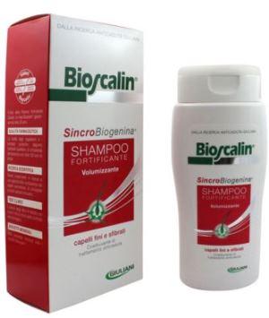 Bioscalin Sincrobioargenina Shampoo Fortificante Volumizzante 200ml - Arcafarma.it