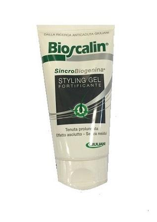 BIOSCALIN SINCROBIOGENINA STYLING GEL - Farmacia Giotti