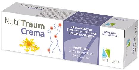 NUTRITRAUM CREMA LIPOSOMALE ANTINFIAMMATORIA ANTIEDEMATOSA 75 G - Farmaseller