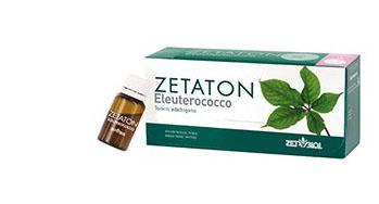 ZETATON ELEUTEROCOCCO 12 FLACONCINI 10 ML - Spacefarma.it