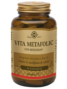 VITA METAFOLIC 50 TAVOLETTE -