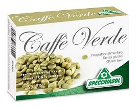 Caffè Verde Integratore Alimentare 60 Capsule Vegetali - Farmacia 33