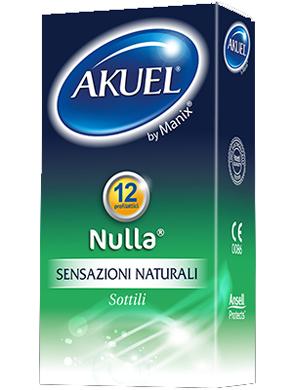 PROFILATTICO ANSELL AKUEL BY MANIX NULLA B 6 PEZZI -