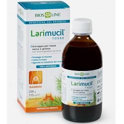 LARIMUCILTOSSE BAMBINI SCIROPPO 175 ML - Farmapass
