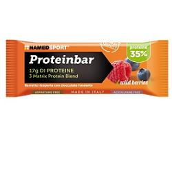 PROTEINBAR WILD BERRIES 50 G - Farmabenni.it