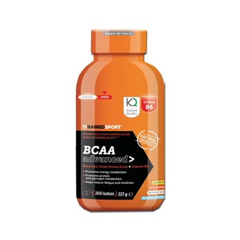 BCAA ADVANCED 300 COMPRESSE - Farmapage.it