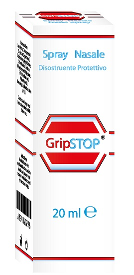 SPRAY NASALE GRIP STOP 20 ML - Farmajoy