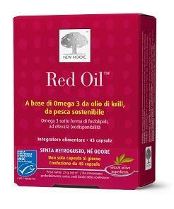 RED OIL 45 CAPSULE - Farmastop