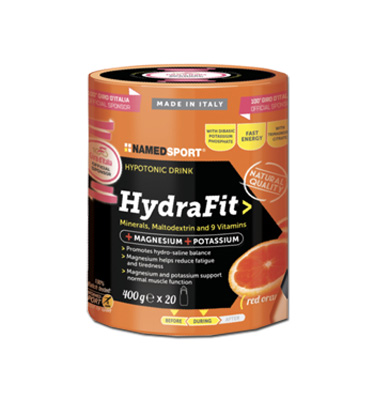 NAMED HYDRAFIT POLVERE 400 G + BORRACCIA - FARMAPRIME