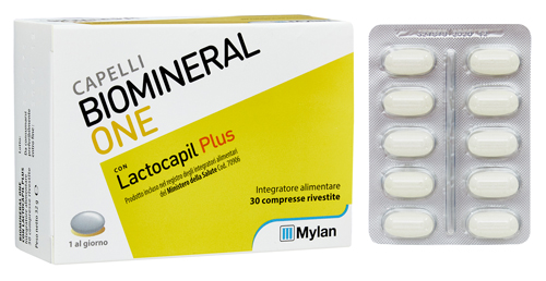 BIOMINERAL LACTOCAPIL PLUS 30 CAPSULE - Farmawing