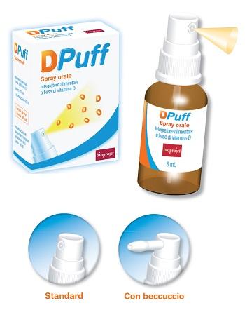 DPUFF SPRAY 8 ML - farmaciadeglispeziali.it