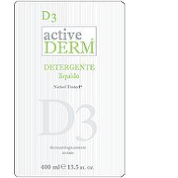 ACTIVE DERM DETERGENTE FLACONE 400 ML - Farmaseller
