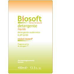 BIOSOFT DETERGENTE FLACONE 400 ML - Farmaseller