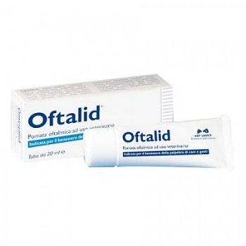 OFTALID POMATA OFTALMICA 20 ML - farmaciadeglispeziali.it