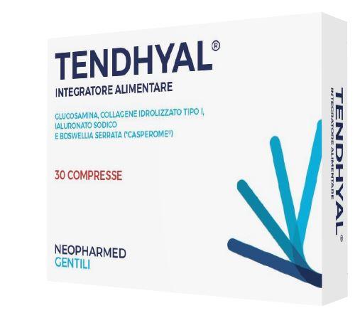 TENDHYAL 30 COMPRESSE - Parafarmaciaigiardini.it