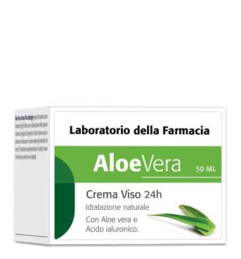 LDF ALOE CREMA VISO 24ORE 50 ML - Iltuobenessereonline.it