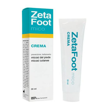 ZFOOT MICO CREMA TUBO 30 ML - FARMAEMPORIO