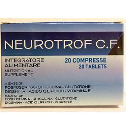 NEUROTROF C.F. 20 COMPRESSE - Farmacia Centrale Dr. Monteleone Adriano