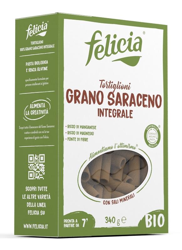 FELICIA BIO SARACENO TORTIGLIONI 340 G - FARMAPRIME
