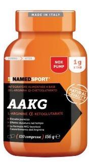 AAKG 120 COMPRESSE - FARMAEMPORIO