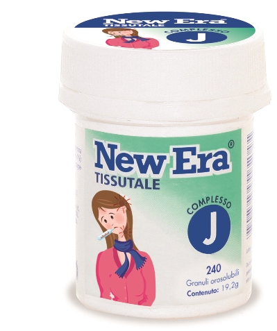 NEW ERA J 240 GRANULI - latuafarmaciaonline.it