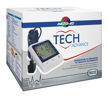 MISURATORE DI PRESSIONE MASTER-AID TECH ADVANCE - Farmajoy
