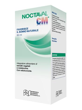 NOCTAVAL CM 50 ML - latuafarmaciaonline.it