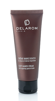 DELAROM CREME DOUCES BURRO D'ALBICOCCA 75 ML - Farmajoy