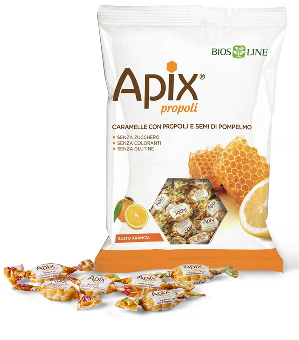 Apix Propoli Caramelle All'Arancia 50 g