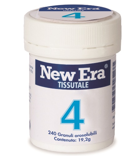 NEW ERA 4 240 GRANULI - latuafarmaciaonline.it