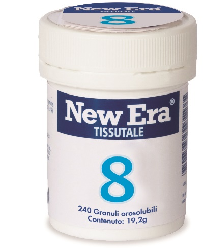 NEW ERA 8 240 GRANULI - La farmacia digitale
