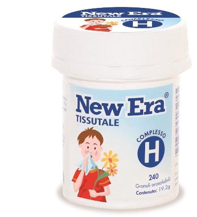 New Era complesso H 240 Granuli - Farmalilla