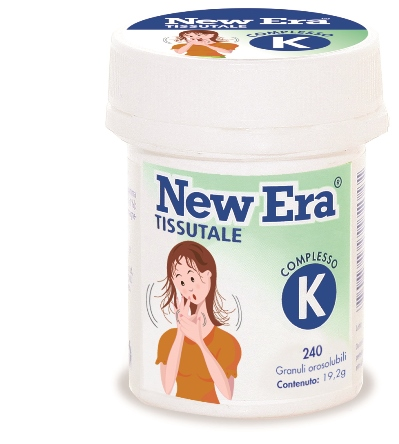 NEW ERA K 240 GRANULI - latuafarmaciaonline.it