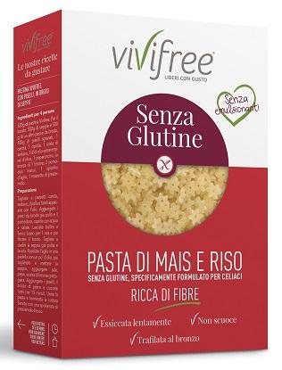 VIVIFREE PASTA SENZA GLUTINE FORMATO STELLINE 500 G - Farmaseller