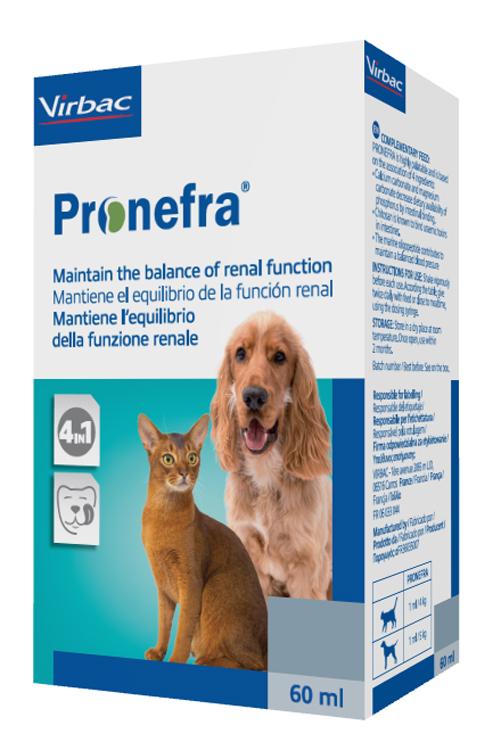 PRONEFRA CANI/GATTI 60 ML - Nowfarma.it