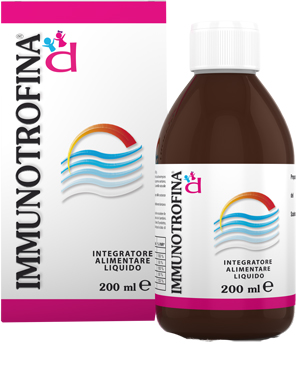 IMMUNOTROFINA D LIQUIDO 200 ML - Farmaciacarpediem.it