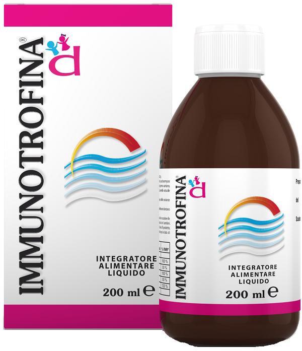 IMMUNOTROFINA D LIQUIDO 200 ML - Biofarmasalute.it