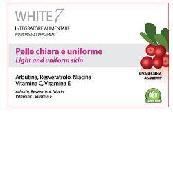 WHITE 7 30 COMPRESSE - DrStebe